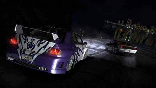 Need For Speed Carbon Geliyor